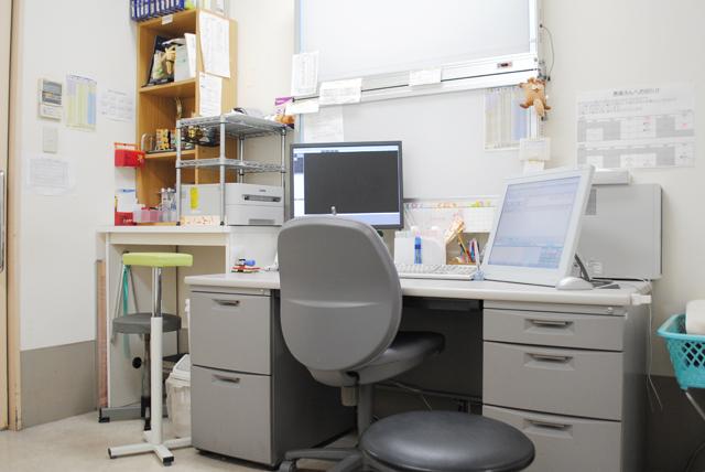 外科・整形外科診察室