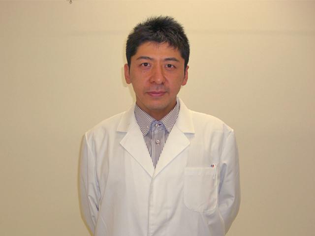 木場先生の写真