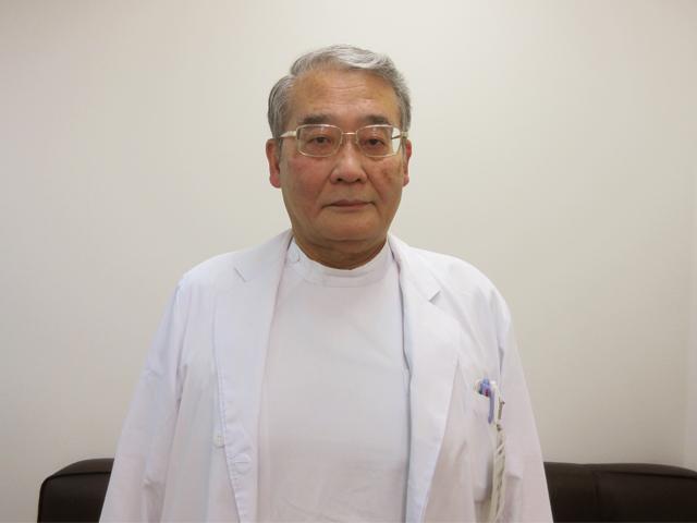 山村先生の写真